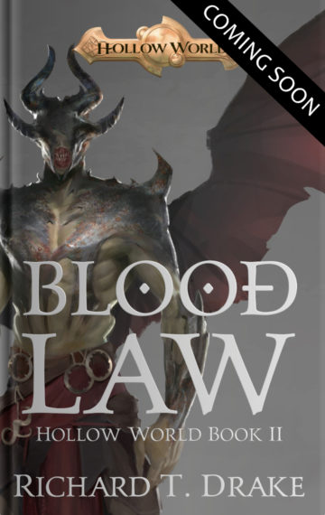 Blood Law (The Hollow World Book II)