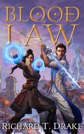 Blood Law (Book 2)