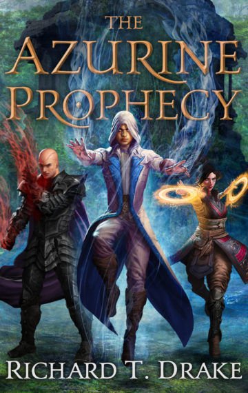 The Azurine Prophecy (Book 3)